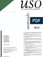 Francisca Castro - Uso de La Gramática Española_ Avanzado