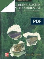 166203929 Manual de Evaluacion de Impacto Ambiental de Canter