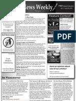 Good News Weekly - Vol 1.7 - July 30, 2010