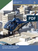 Schweizer 333 Helicopter Technical Information