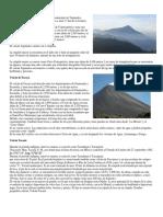 Volcanes y Lagos de Guatemala