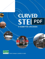Curved Steel - A Guide for Specifiers