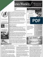 Good News Weekly - Vol 1.8 - August 6, 2010