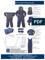 TSP Arc Rated Flash Suits 2