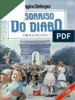 A Bicicleta Azul - Livro 03 - O Sorriso Do Diabo - Régine Deforges