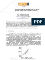 Alinhamento Estratégico das Cadeias Produtivas um estudo com base na Pesquisa da Atividade Econônica Paulista