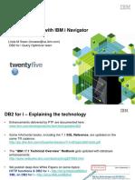 7 1 DBA Tools With IBM i Navigator