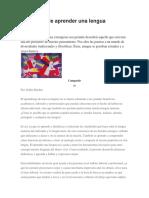 La ventaja de aprender una lengua extranjera.docx