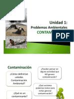 Contaminación y Sobreexplotación
