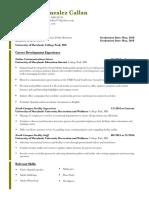 PR Resume (SnrYear)