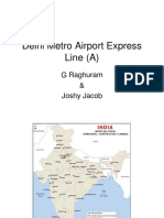 Class PPT Delhi Metro Airport Express Line (SESSION 3)