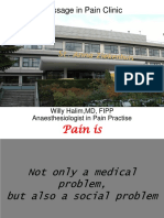 Deep Friction as an Adjuvant Therapy in Pain Clinic