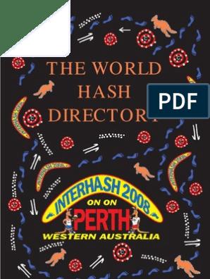 World Hash Directory 2008   Mathematics   Business
