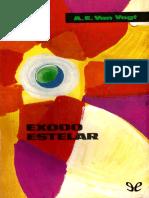 Exodo Estelar - A. E. Van Vogt