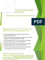 Redevelopment Development Control Regulations