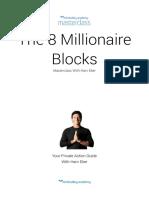 The 8 Millionaire Blocks Workbook