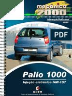 02 Palio 1000 Injecao Eletronica IAW 1G7