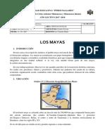 Trabajo Mayas