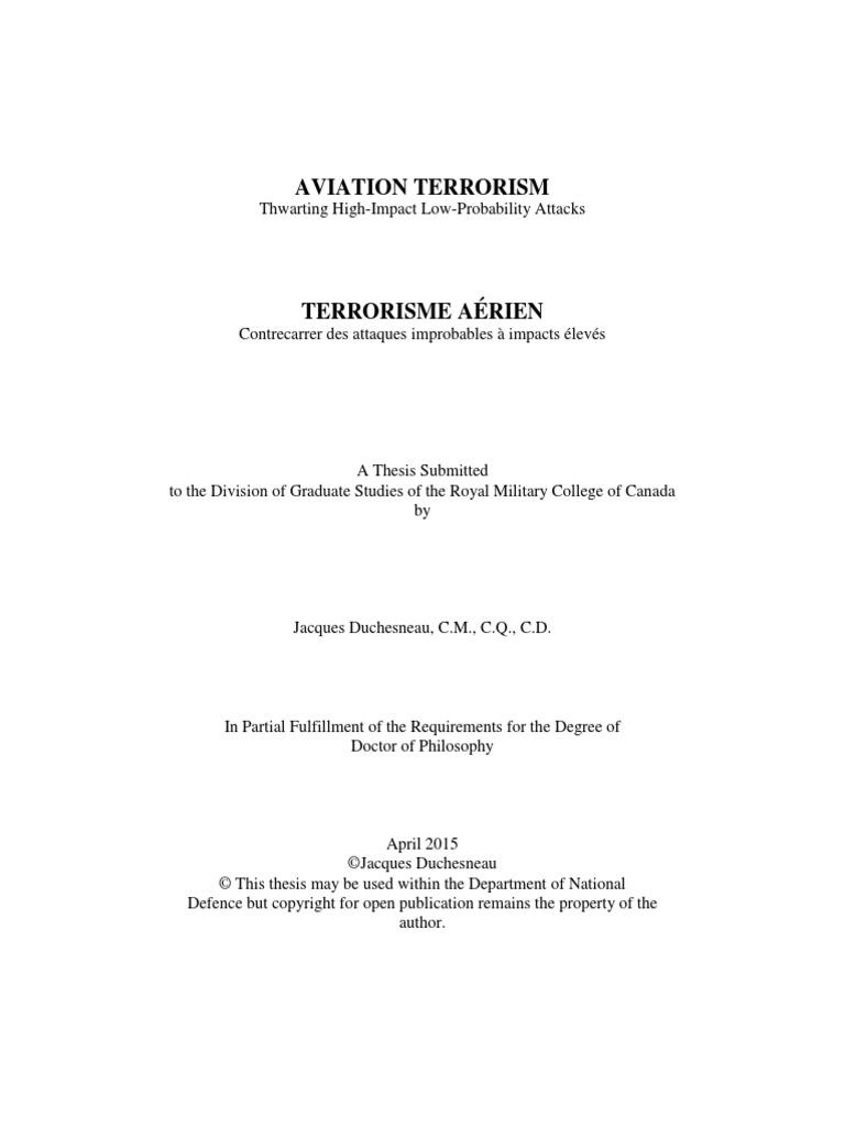 Phd thesis terrorism resume header templates word