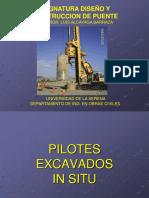 Presentacion Clase 12 Pilotes Excavados