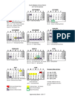 smsd calendar