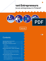 ImmigrantEntrepreneurs How to Become an Entrepreneur in Finland