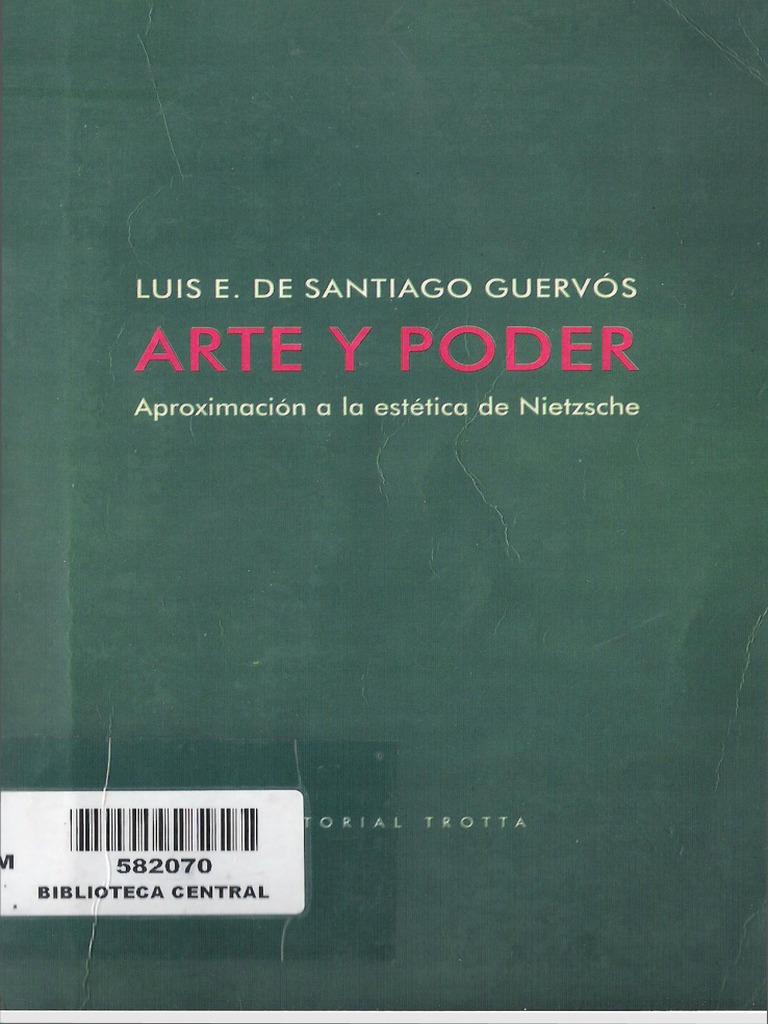 Santiago Guervós, Luis E de - Arte y Poder. Aproximación a la ...