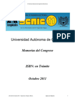 Memorias SENIE-11 P1