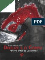 (LIV) Deleuze e o Corpo - Por uma crítica da Consciência - Alisson Ramos de Souza.pdf