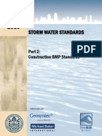 Storm Water Standards Manual 2016 2