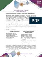 Anexo Del Paso 2 - Cálculo Proposicional e Inferencia