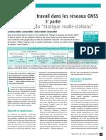 Métode Réseau GNSS