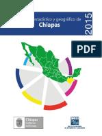 Anuario Estadistico y Geografico de Chiapas
