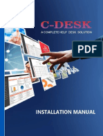 Installation and Configuration Manual 7-3