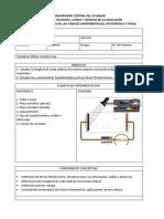 Guía práctica Efecto Fotoeléctrico