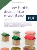 Àngel Martínez Entender La Crisis.desnaturalizar El Capitalismo