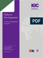 Asadullah Et Al 2014 Working Paper