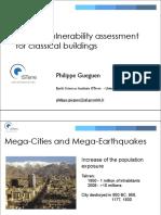 07-Gueguen_Seismic Vulnerability Assessment