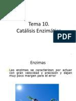 Catalisis Enzimatica BN