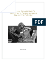 The Force Doth Awaken Educators Guide