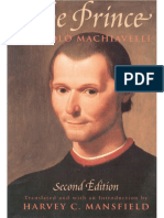 Niccolo Machiavelli, Harvey C. Mansfield (Translator)-The Prince-University of Chicago Press (1998)