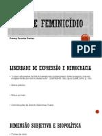 feminicídio