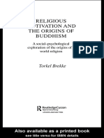Religious Motivation and the Origins of Buddhism _ Brekke