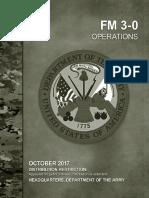 FM 3-0 Operations October 2017