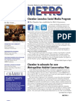 METRO Business Journal - August 2010