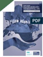 Eco-DRR Instructor Manual 2013