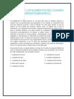 Análisis de Los Elementos Del Cuidado Gerontogeriatrico(1)