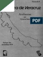 Flora de Veracruz Araliaceae