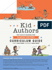 Kid Authors Educator's Guide
