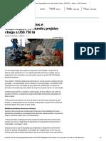1 em cada 3 alimentos é desperdiçado no mundo; prejuízo chega a US$ 750 bi - noticias - UOL Economia